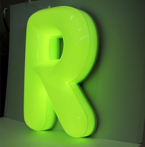 THERMOFORMED ACRYLIC CHANNEL LETTER | Wholesale | Manufacturer | ESMER REKLAM | Turkey - Europe